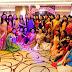 दिवाली उत्सव मे महिलाओ ने मचाया जमकर धमाल