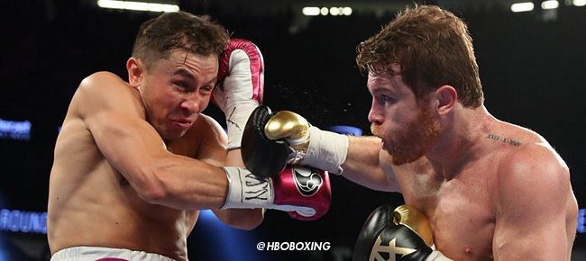 Canelo Alvarez Decisions Gennady 'GGG' Golovkin in a Classic Fight (REPLAY VIDEO)