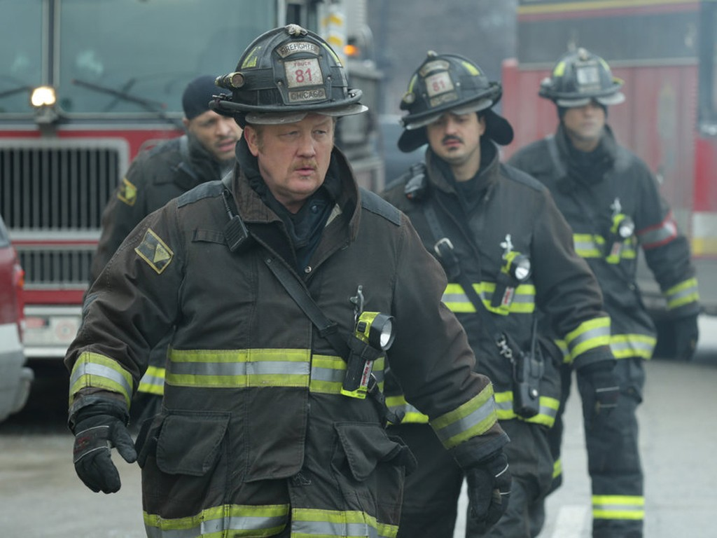 Chicago Fire - Season 2 Episode 17: When Things Got Rough
