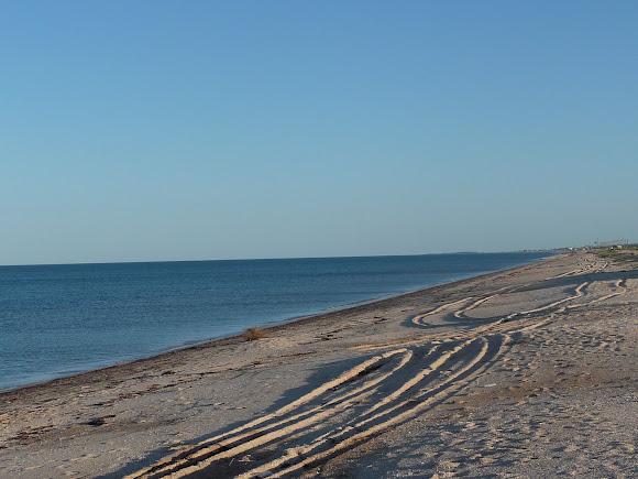 Генічеськ. Азовське море