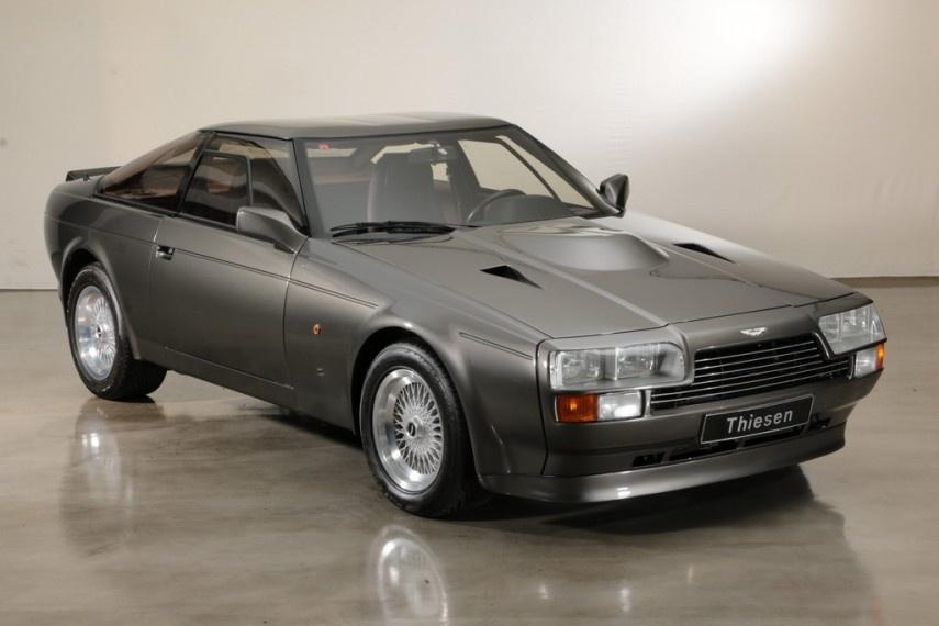 1987 Aston Martin V8 Vantage Zagato For Sale Thiesen Hamburg Gmbh