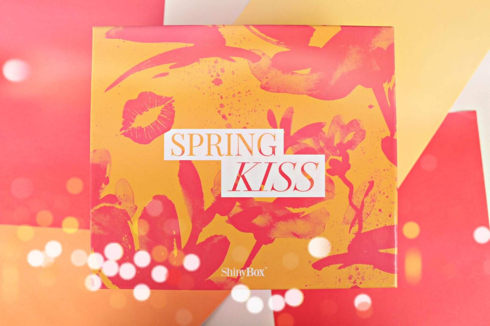 SHINYBOX - SPRING KISS - kwiecień 2019 - openbox
