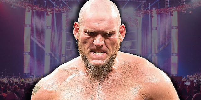 Lars Sullivan Apologized To WWE Roster For Controversial Comments
