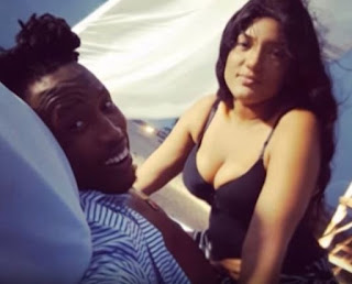 Mr 2kay claims he Opened Snapchat and Twitter for BBN's Gifty