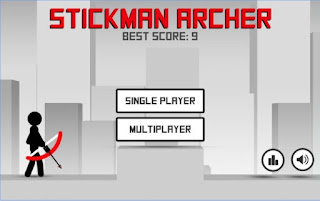 Game Stickman Archer App
