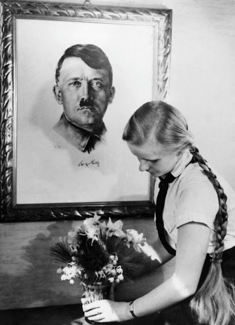 Adolf Hitler cult of personality worldwartwo.filminspector