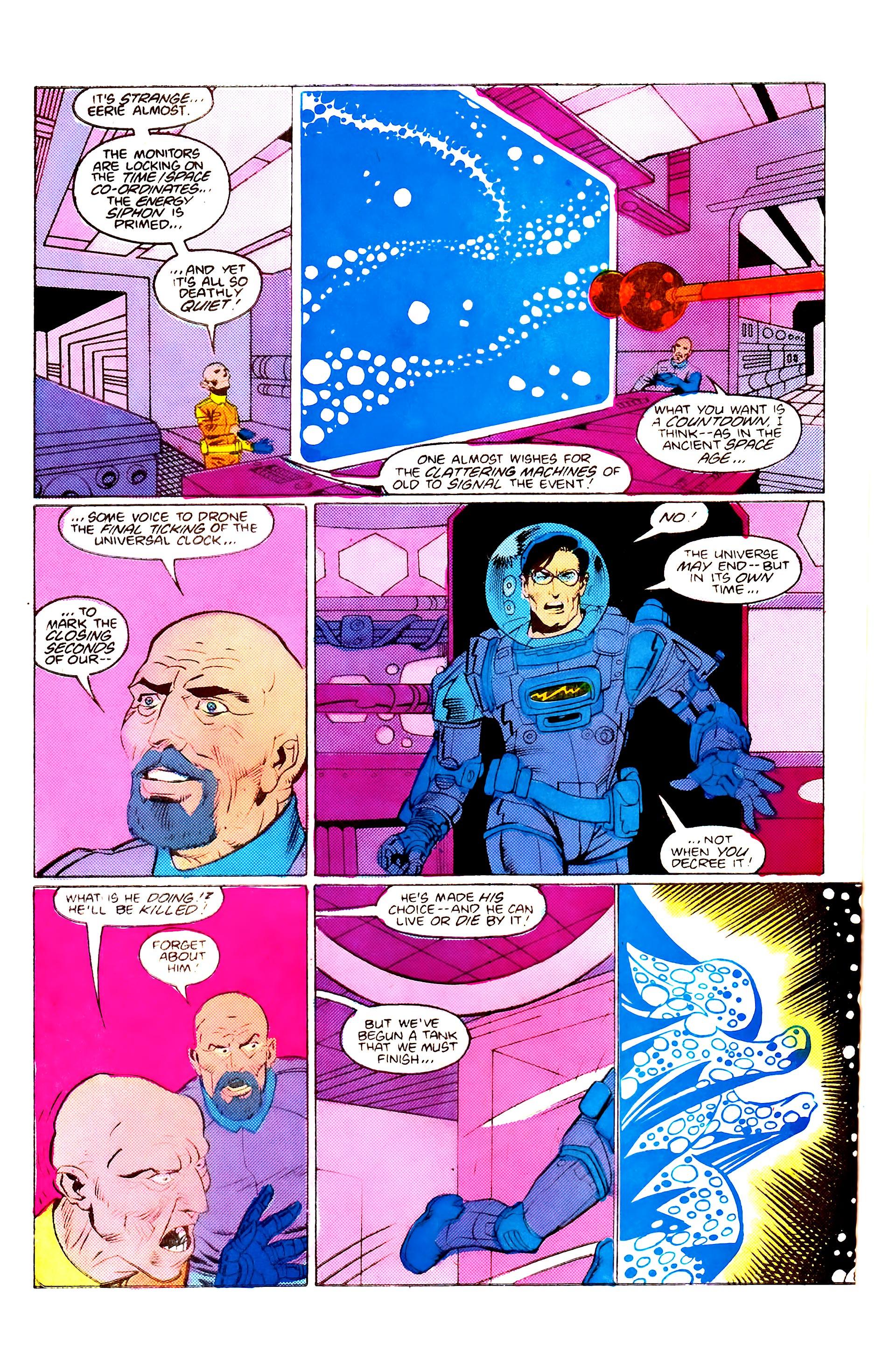 Read online Secret Origins (1986) comic -  Issue #10 - 34