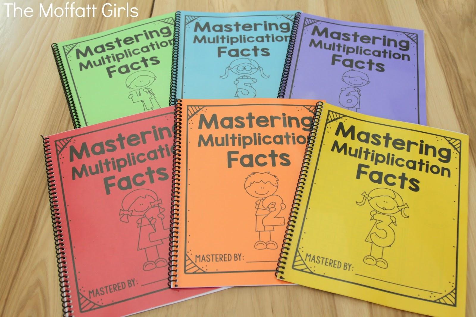 Mastering Multiplication