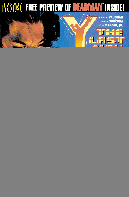 Y: The Last Man (2002) 48 Page 1