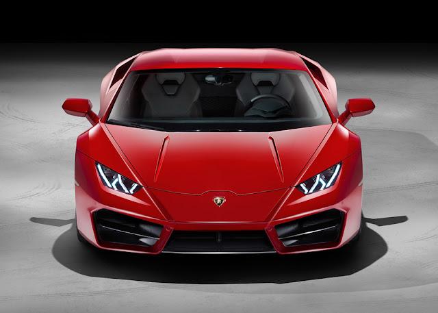 2016 Lamborghini Huracan Widescreen Wallpaper