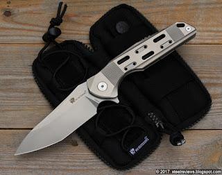 Rike Knife - HX OUTDOORS Armorhide ZD-006
