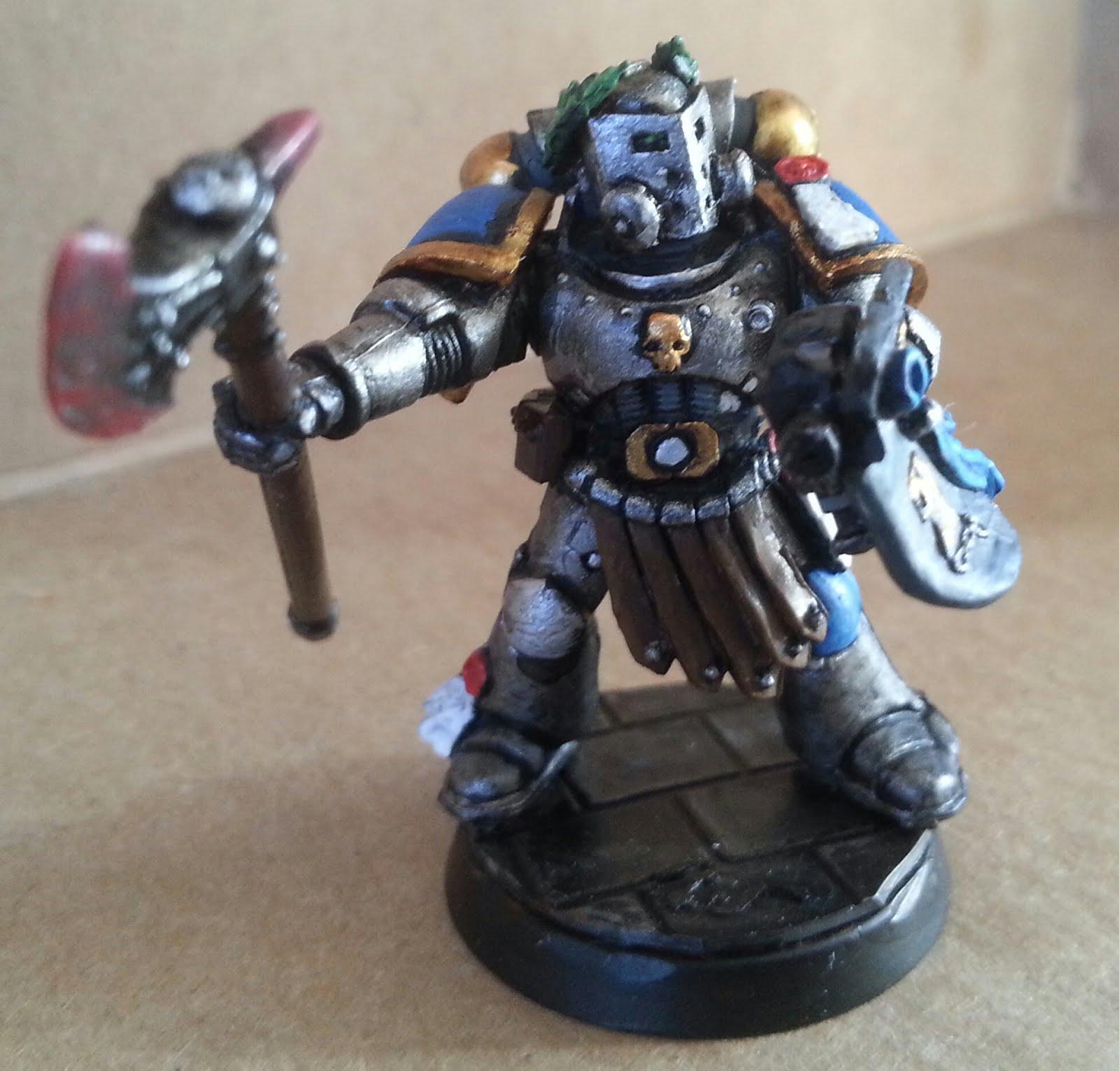 Meltaburn: Astral Claws tyrants legion minor update