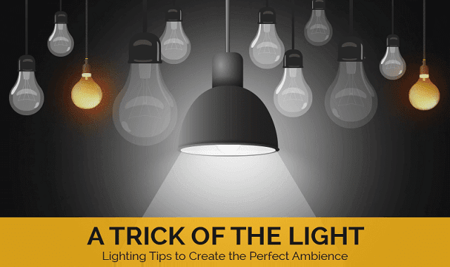 How To Choose The Right Lights For Your Home Infographic