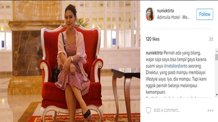 Kisah Istri Direktur yang Pakai Dress Seharga Rp 50 Ribu, Alasannya Bikin Merinding