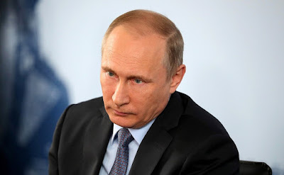 President of the Russian Federation Vladimir Putin.