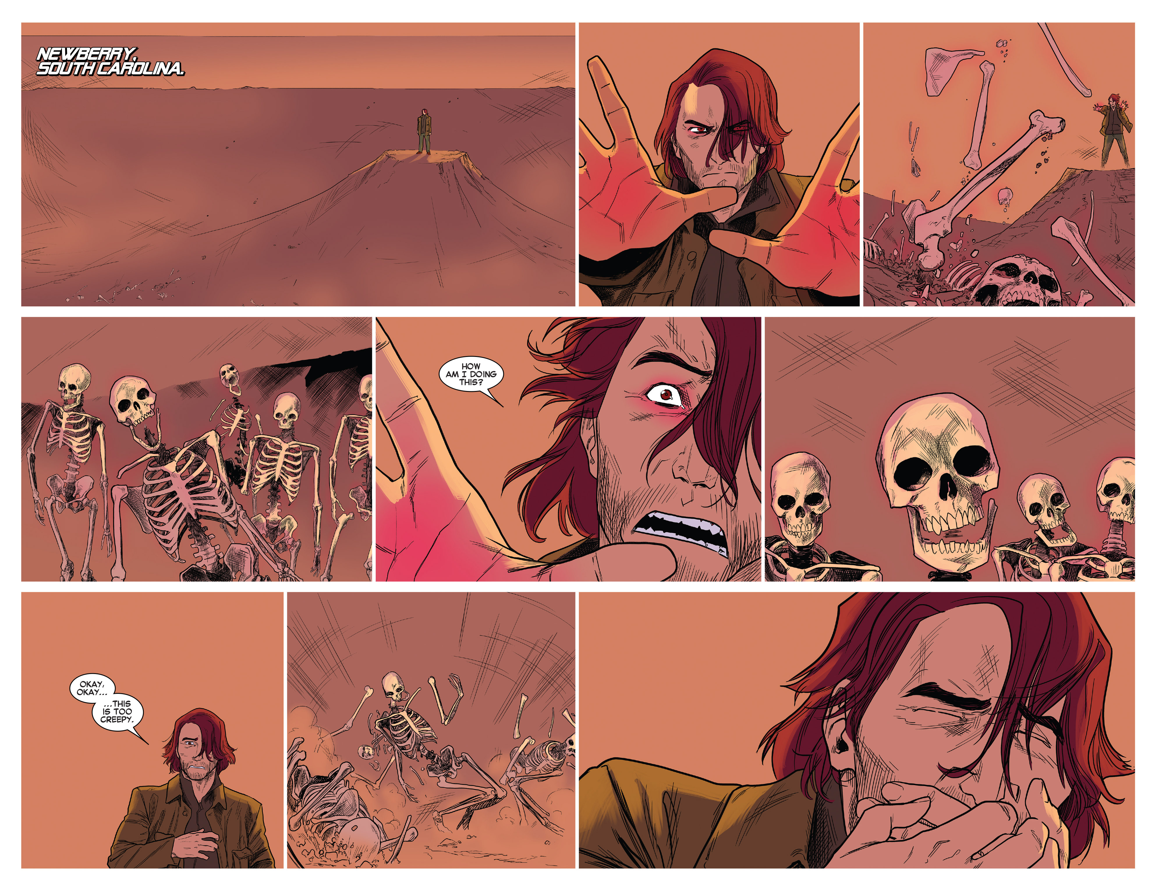Read online Uncanny X-Men (2013) comic -  Issue # _TPB 5 - The Omega Mutant - 9
