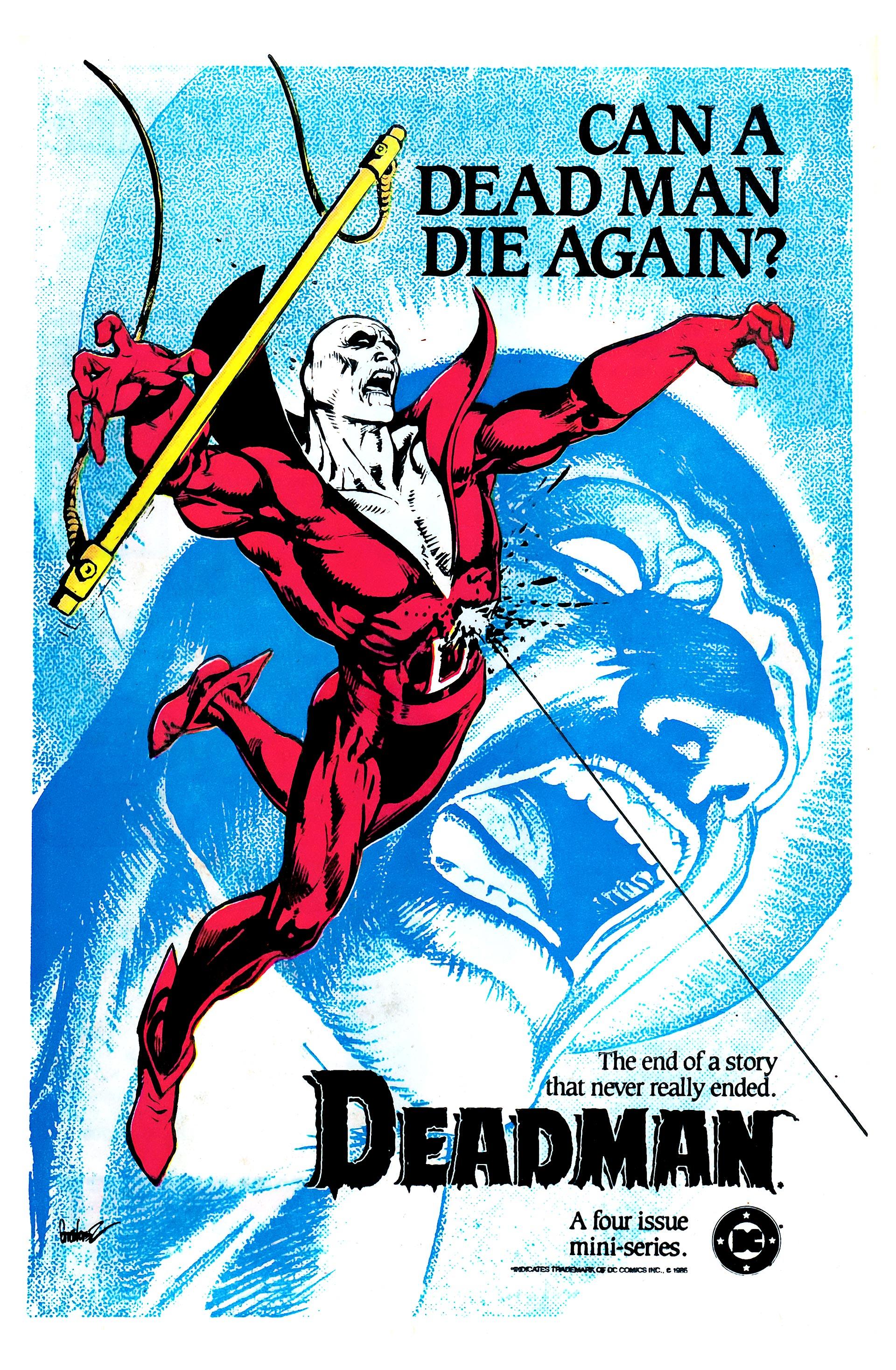 Read online Secret Origins (1986) comic -  Issue #1 - 8