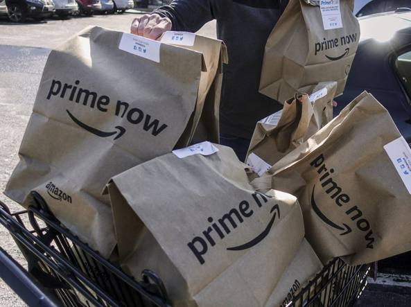 Buongiornolink - Allarme Poste Italiane e corrieri Amazon consegnerà da sola i pacchi