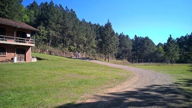 Parque da Gruta, interior de Flores da Cunha, Serra Gaúcha