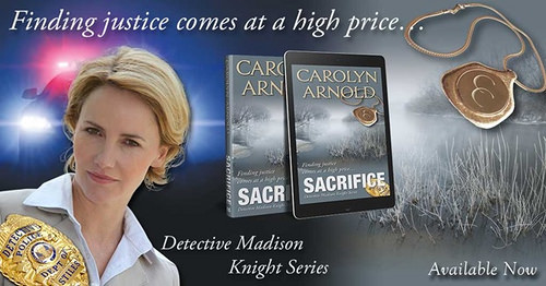 Sacrifice Detective Madison Knight