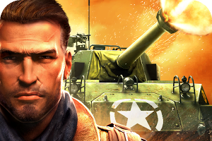 Brothers in Arms 3 v1.4.3d Mod Apk + Data Terbaru