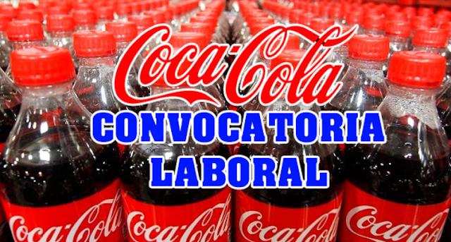 Trabajar en coca cola,  ofertas de empleo, Vacantes de empleo, Busco Empleo, Empleo,