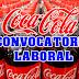 Ya empezó la gran feria laboral para trabajar en Coca Cola, varias vacantes disponibles.