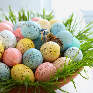 Good House Keeping Easter Decor Inspiration
