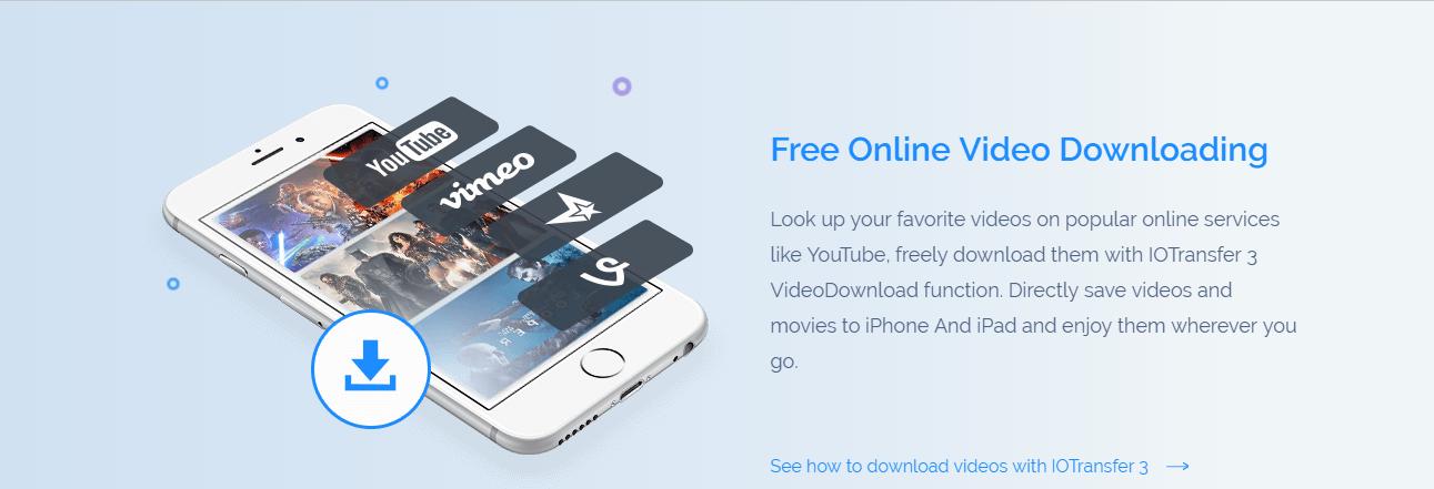 برنامج IOTransfer 3 مع تفعيل مجاني خاص بك سارع بالحصول عليه