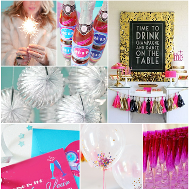 Last Minute New Year's Eve Party Ideas