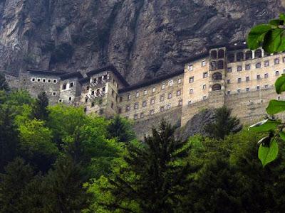 Ανοίγει ξανά το Μάιο το μοναστήρι της Παναγίας Σουμελά στην Τραπεζούντα