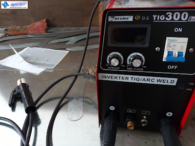 Inverter TIG / Arc Weld
