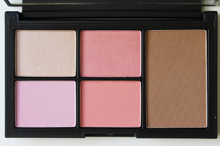NARS // Virtual Domination Cheek Palette | Review + Swatches - CassandraMyee