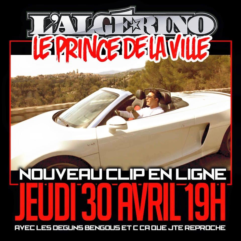 L algérino - Le prince de la ville (Clip) d854878b38e
