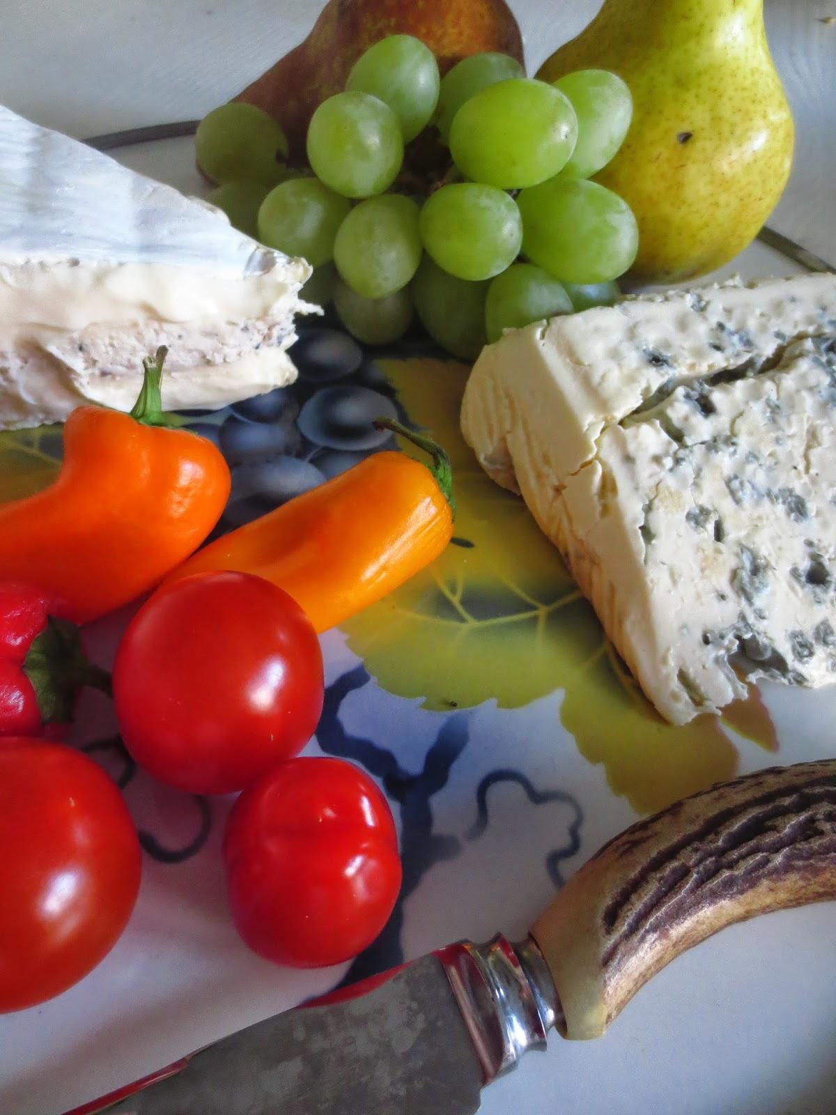rapport till vänfors: vackra ostbrickan