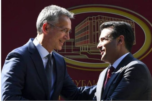 North Macedonia becomes part of NATO on February 6