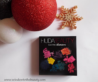 recenzja Huda Beauty Obsession Electric
