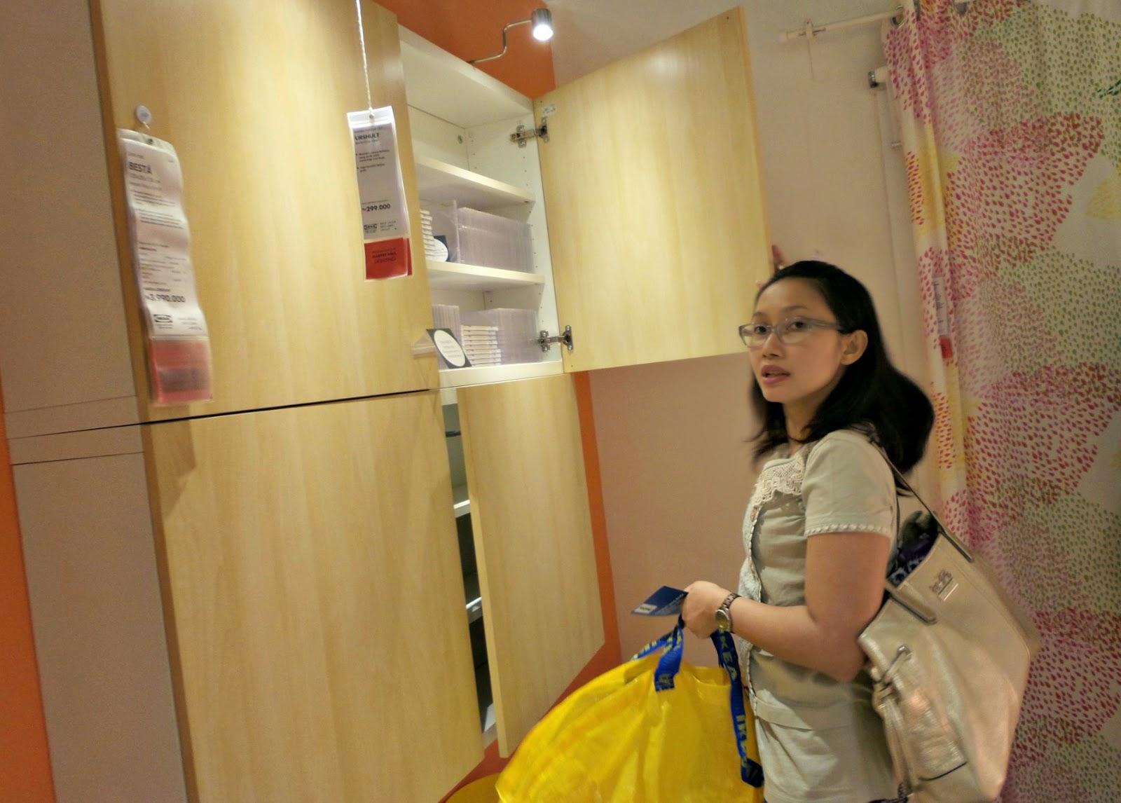 Lagi Norak Noraknya Ke IKEA Alam Sutera The Traveling Cow