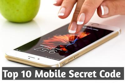Top 10 Mobile Secret Code