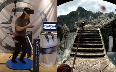Augmented reality dan virtual reality yakni Perbedaan Augmanted Reality VS Virtual Reality