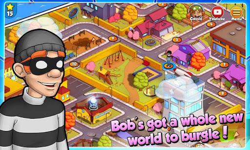 Robbery Bob 2: Double Trouble mod apk