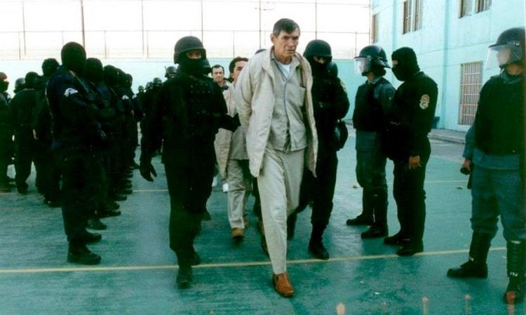 Niegan prisión domiciliaria a Félix Gallardo