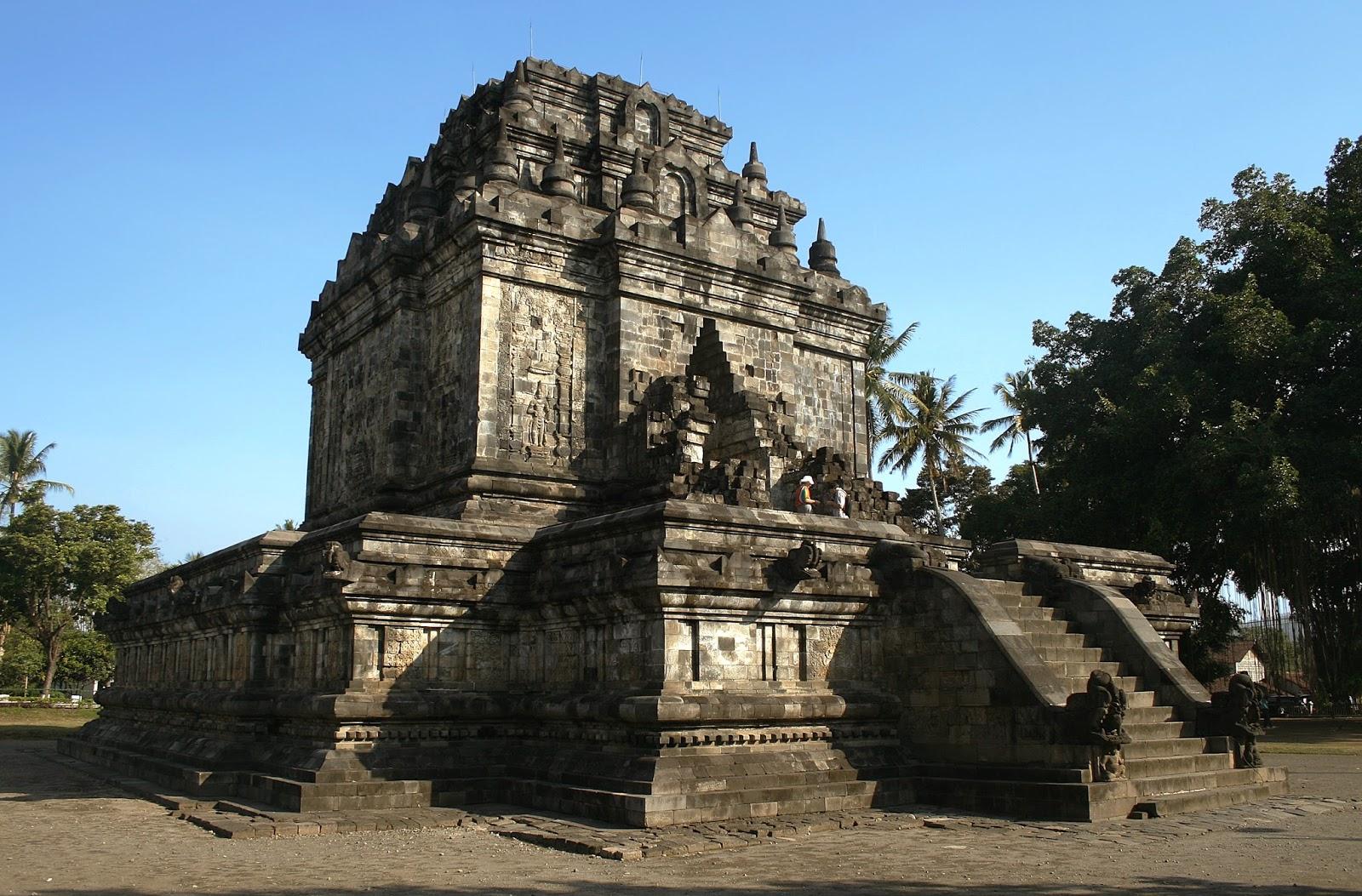 Bukti Peninggalan Agama Dan Kebudayaan Hindu Buddha Di Indonesia