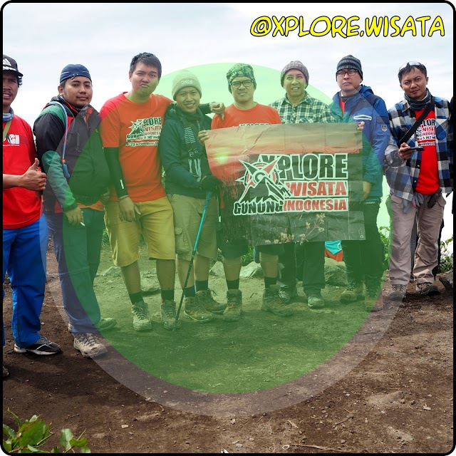 Provider Terbaik Pendakian Gunung Merbabu Indonesia 2H1M