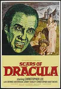 Scars of Dracula / Poster, un film de Roy Ward Baker