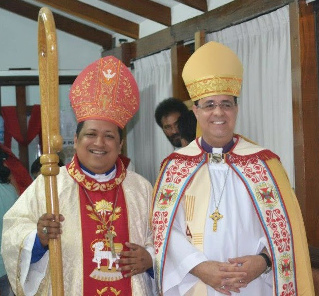 Province of Brasil The Most  Rev. Ricardo Lorite de Lima The Rt. Rev. Lucas Macieira da Silva