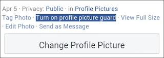 Facebook profile picture guard se Apni profile ko protect kaise kare