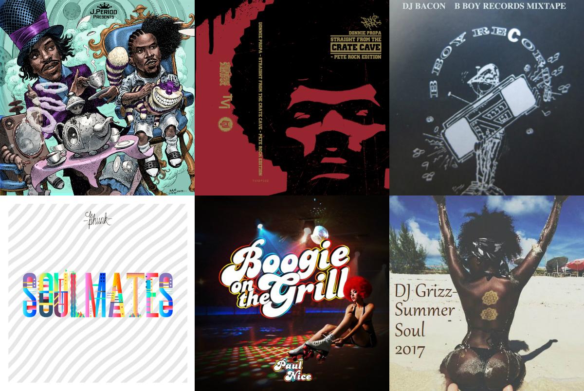 Mixtapes fürs Wochenende | OutKast x Pete Rock x Bboy x Boogie und Soul