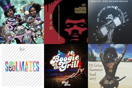 Mixtapes fürs Wochenende   OutKast x Pete Rock x Bboy x Boogie und Soul
