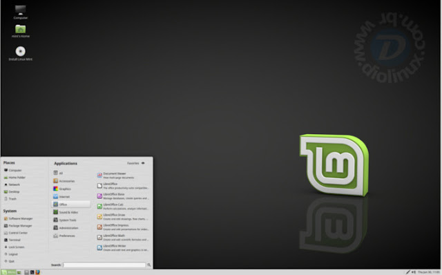 Linux Mint MATE 18